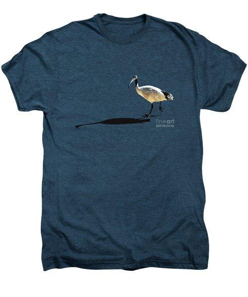 Bribie Island Ibis Men's Premium T-Shirt