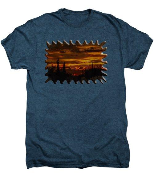 Sunset No.16 Men's Premium T-Shirt