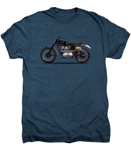 The Steve Mcqueen Desert Racer Men's Premium T-Shirt