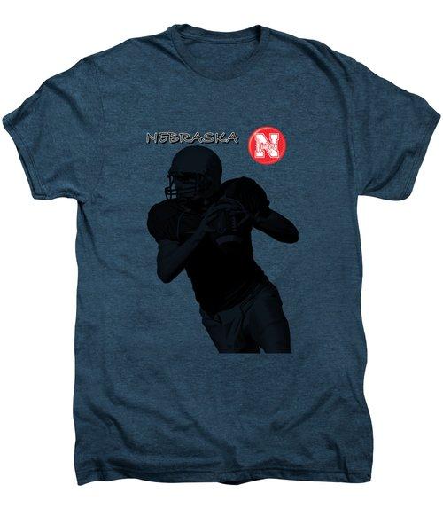 Nebraska Football Men's Premium T-Shirt