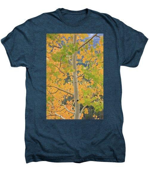 Aspen Watching You Men's Premium T-Shirt