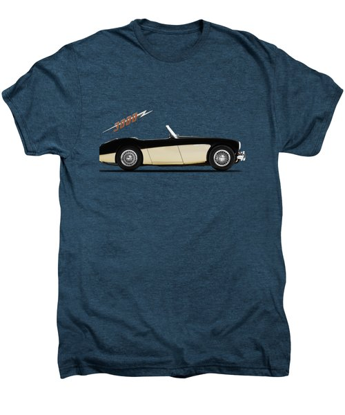 Austin Healey 3000 Men's Premium T-Shirt by Mark Rogan