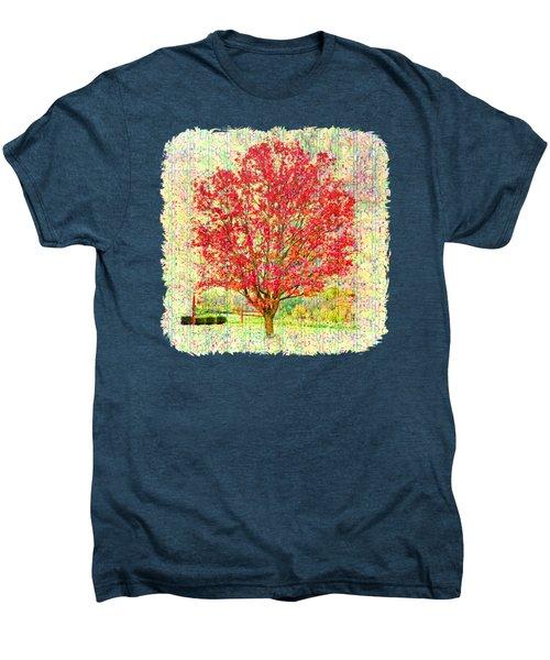 Autumn Musings 2 Men's Premium T-Shirt by John M Bailey