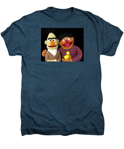 Bert And Ernie Men's Premium T-Shirt