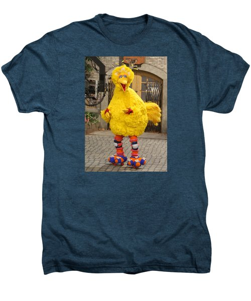 Big Bird Men's Premium T-Shirt