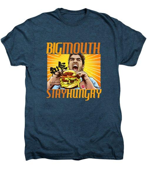 Bigmouth Men's Premium T-Shirt by Akyanyme
