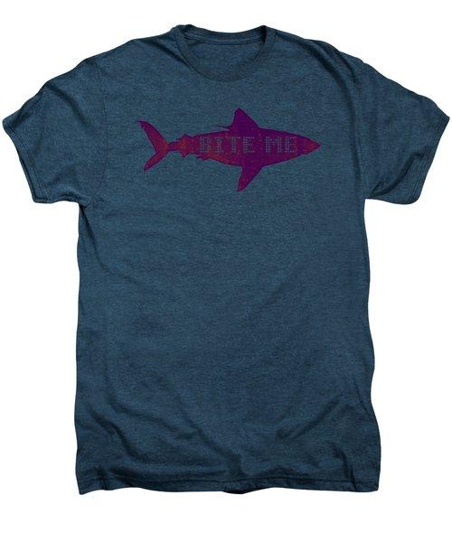 Bite Me Men's Premium T-Shirt