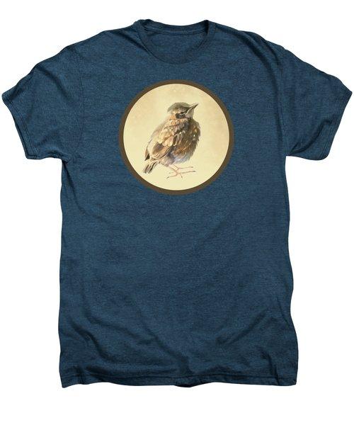Blackbird Fledgeling Men's Premium T-Shirt