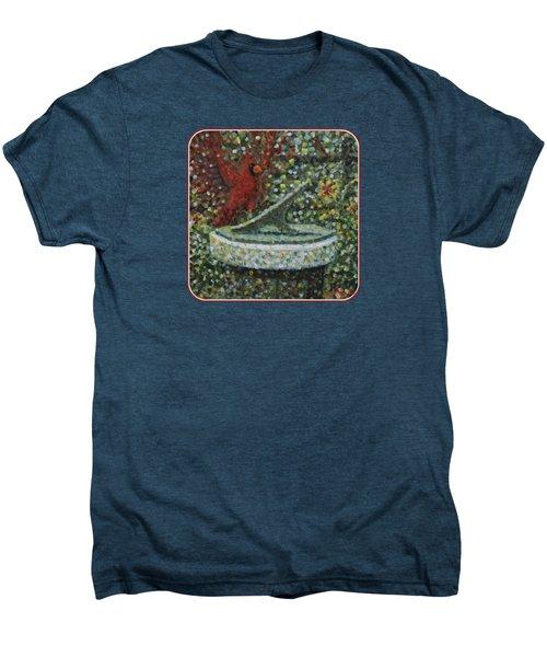 Cardinals I / Sundial Clothing Men's Premium T-Shirt