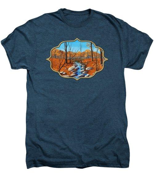 Cheerful Fall Men's Premium T-Shirt