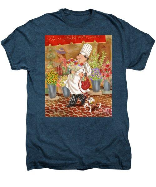 Chefs Go To Market II Men's Premium T-Shirt