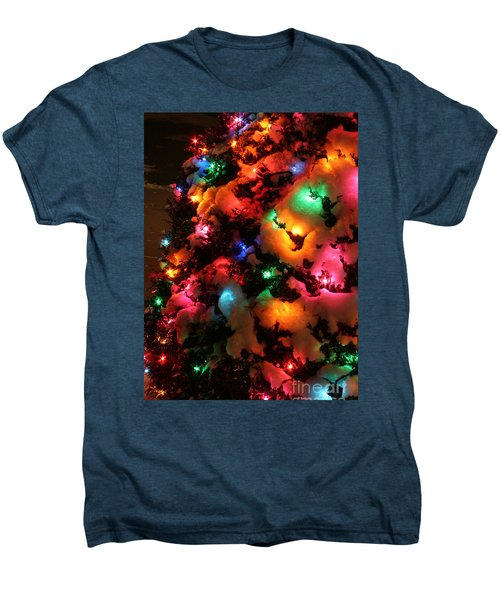 Christmas Lights Coldplay Men's Premium T-Shirt