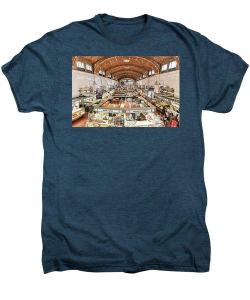 Cleveland Westside Market  Men's Premium T-Shirt