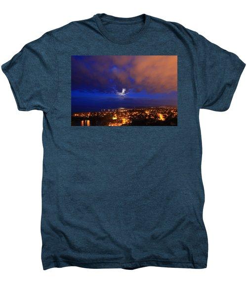 Clouded Eclipse Men's Premium T-Shirt