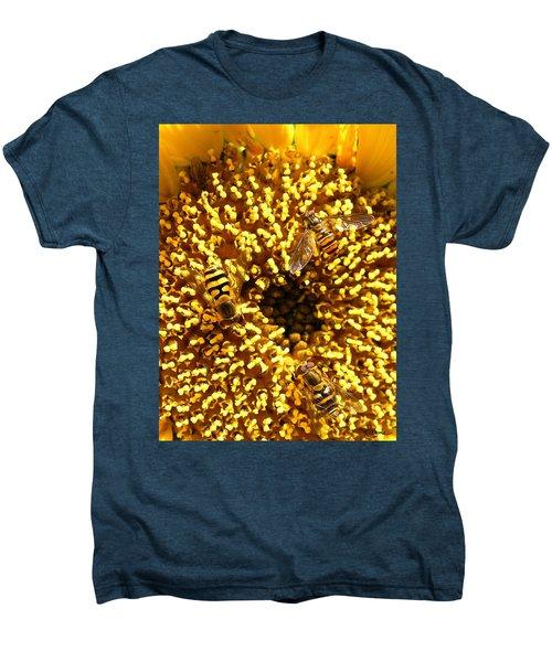 Colour Of Honey Men's Premium T-Shirt