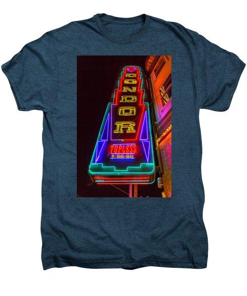 Condor Neon Men's Premium T-Shirt