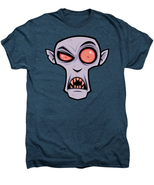 Count Dracula Men's Premium T-Shirt by John Schwegel