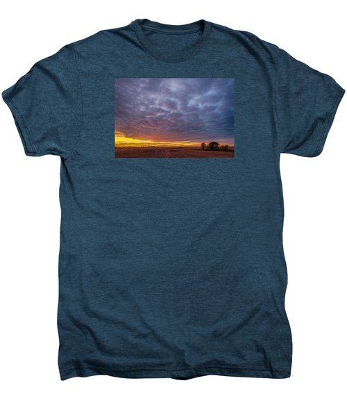 Men's Premium T-Shirt featuring the photograph Country Living by Sebastian Musial