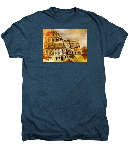 Crazy Colosseum Men's Premium T-Shirt