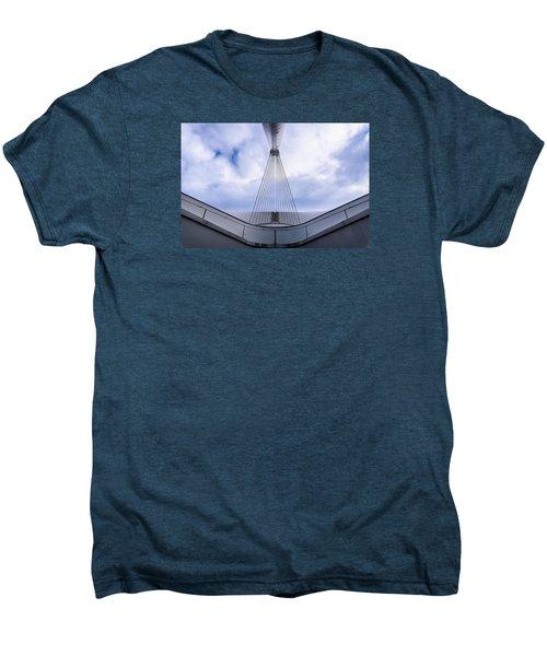 Deconstruction Theory Men's Premium T-Shirt by Randy Scherkenbach