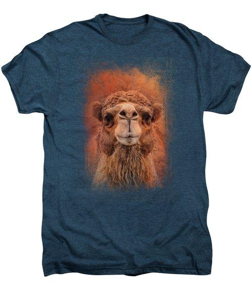 Dromedary Camel Men's Premium T-Shirt