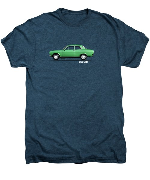 Escort Mark 1 1968 Men's Premium T-Shirt by Mark Rogan