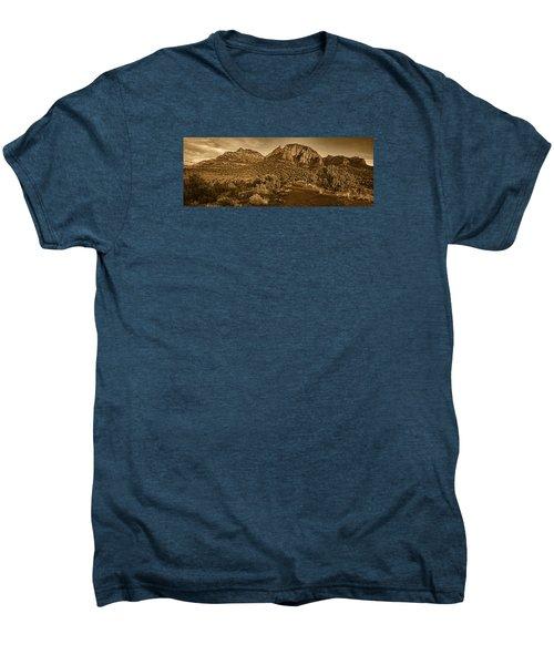 Evening At Dry Creek Vista Tnt Men's Premium T-Shirt