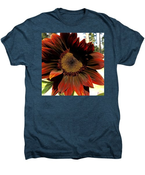 Fibonacci Hues Men's Premium T-Shirt