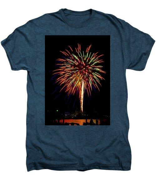 Fireworks Men's Premium T-Shirt