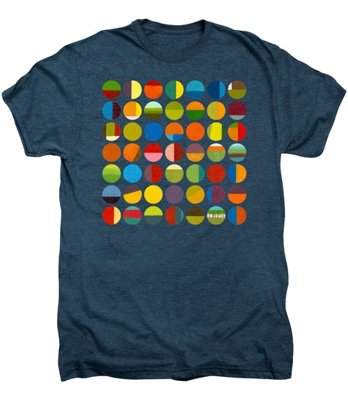 Forty Nine Circles Men's Premium T-Shirt