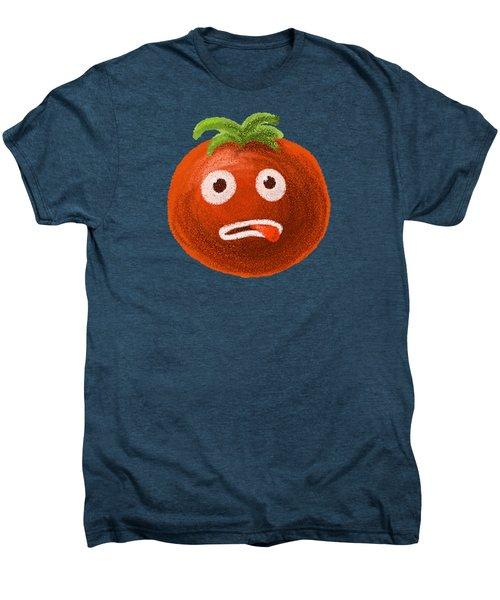 Funny Tomato Men's Premium T-Shirt