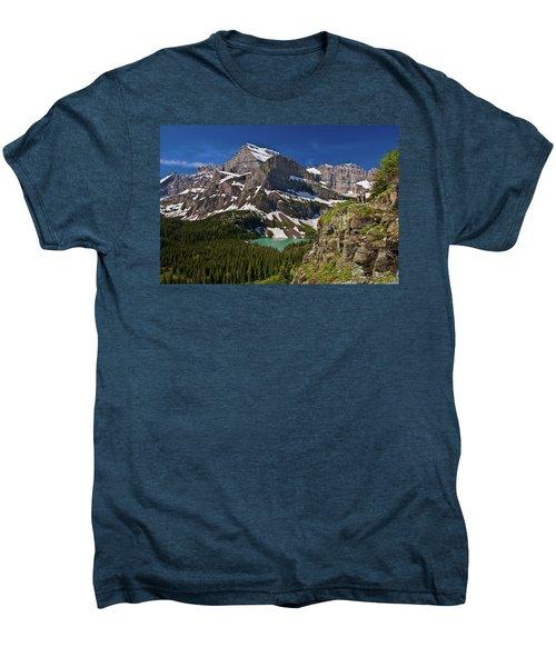 Glacier Backcountry 2 Men's Premium T-Shirt