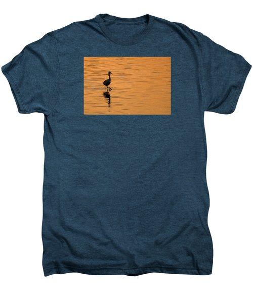 Golden Egret Men's Premium T-Shirt
