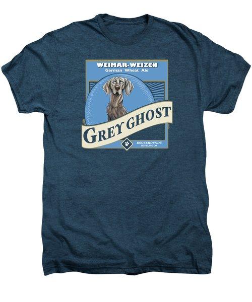 Grey Ghost Weimar-weizen Wheat Ale Men's Premium T-Shirt