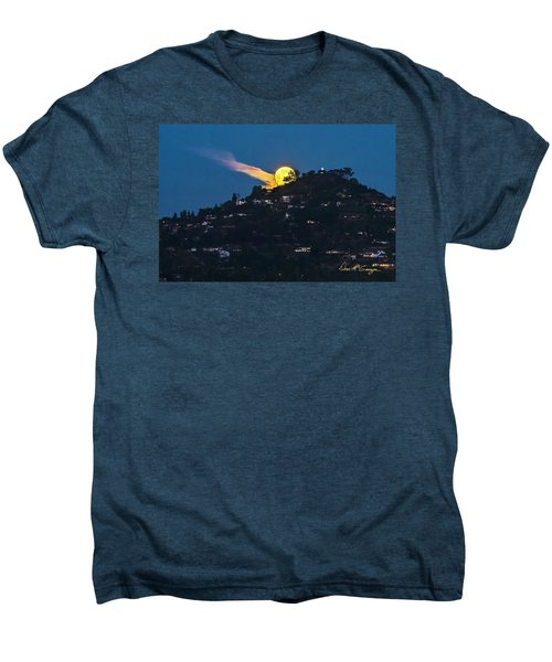 Helix Moon Men's Premium T-Shirt