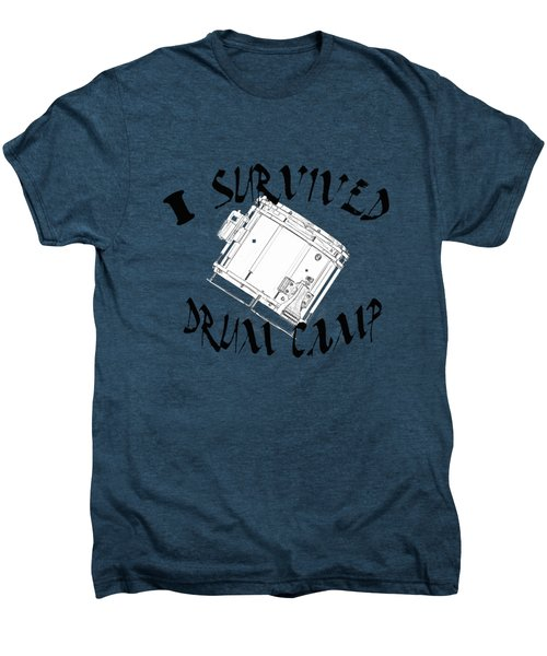 I Survived Drum Camp Men's Premium T-Shirt by M K  Miller