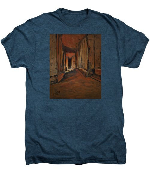 l'Origine de Maestricht Sint Pieter Maastricht  Men's Premium T-Shirt