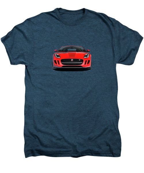 Jaguar F Type Men's Premium T-Shirt