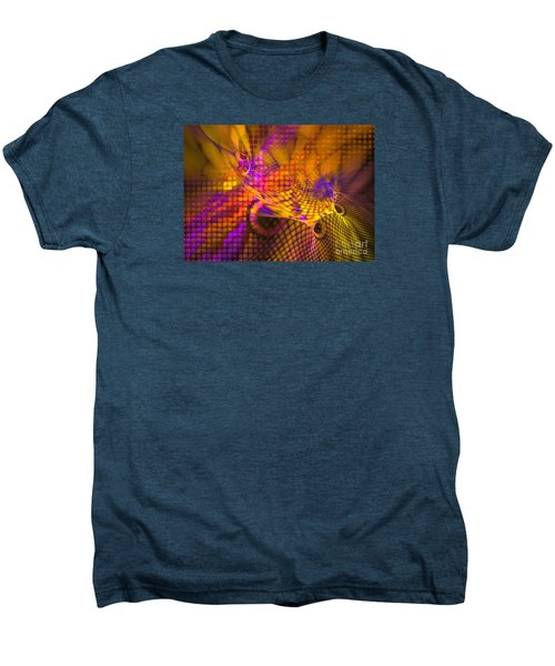 Joyride - Abstract Art Men's Premium T-Shirt