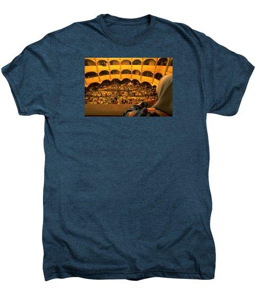 Kota Bahru Indoor Market Men's Premium T-Shirt