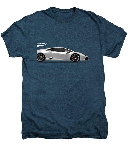 Lamborghini Huracan Men's Premium T-Shirt