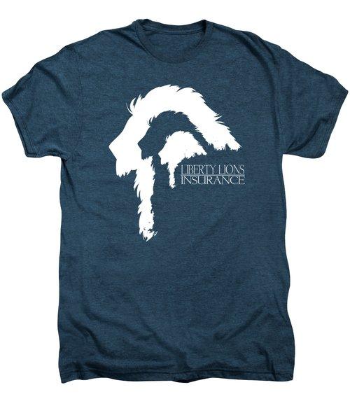 Liberty Lions Logo Men's Premium T-Shirt by Ryan Anderson
