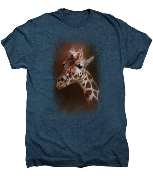 Long Neck Men's Premium T-Shirt