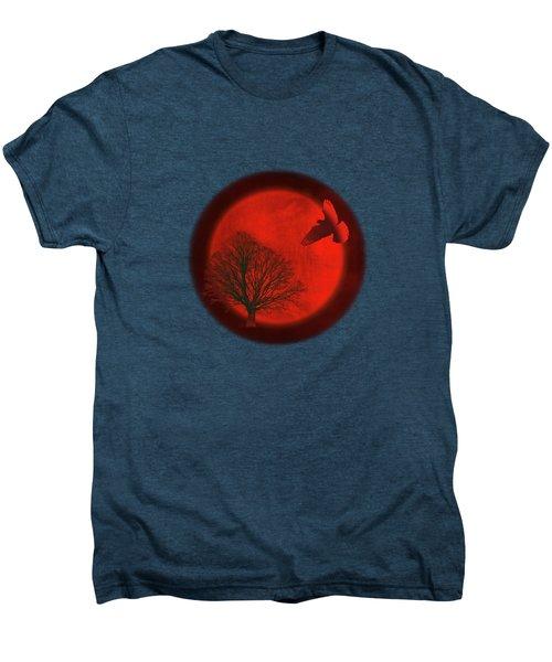 Longing Men's Premium T-Shirt by AugenWerk Susann Serfezi