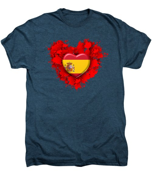 Love Spain Men's Premium T-Shirt