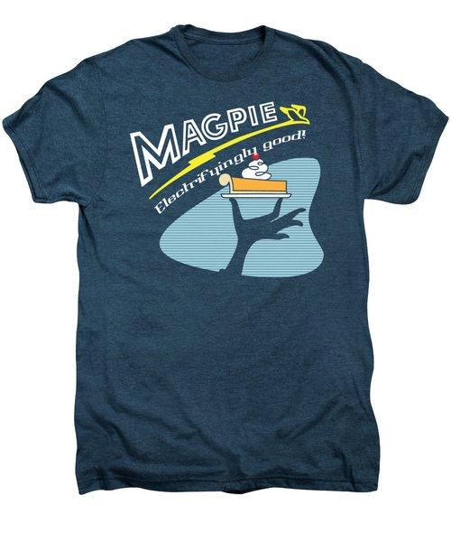 Mag Pies Men's Premium T-Shirt by Luis Pangilinan