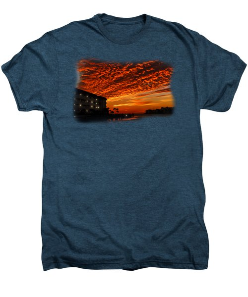 Marco Sunset No.9 Men's Premium T-Shirt by Mark Myhaver