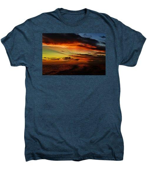 Marco Sunset Rays Men's Premium T-Shirt