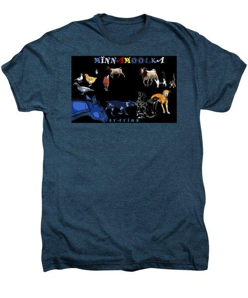 Minnamoolka Station Men's Premium T-Shirt