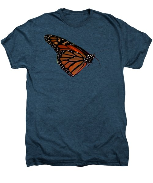 Monarch Butterfly No.41 Men's Premium T-Shirt by Mark Myhaver